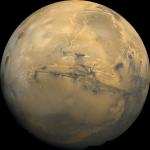 Valles Marineris sur Mars