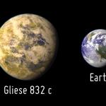 Gliese 832c, l'exoplanète potentiellement habitable la plus proche