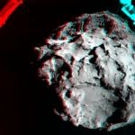 Atterrissage de Philae en 3D