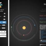 Surface des planètes gazeuses