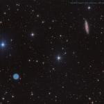La Chouette et la Galaxie