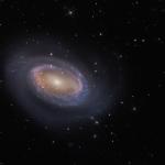 NGC 4725, une galaxie qui a le bras long