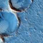 Sur les traces d'un naufragé martien imaginaire