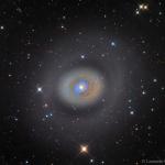 Galaxie à sursaut de formation d'étoiles