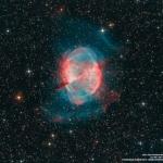 M27 n'est pas une comète