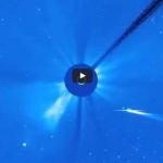 La comète ISON détruite par le Soleil
