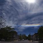 Spectres lumineux sur Buenos Aires