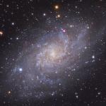 La galaxie du Triangle