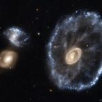 La galaxie de la Roue de chariot