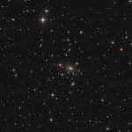 L'amas de galaxies Abell 2666