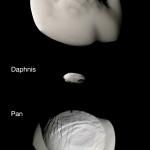 Petites merveilles autour de Saturne