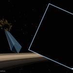 Cassini fait l'intérieur des anneaux de Saturne