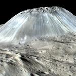Ahuna Mons est-elle le fruit d'ondes de choc ?