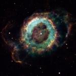 NGC 6369, nébuleuse du Petit Fantôme