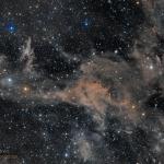 Poussières d'étoiles dans le Bélier