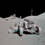Le carré VIP d'Apollo 17