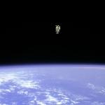 Flotter dans l'espace