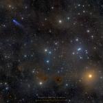 Le retour de la comète bleue