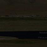 Eclipse totale de Lune sur le Tadjikistan