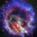 L'étoile à neutrons isolée dans le rémanent de supernova E0102-72.3
