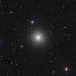 M15, amas d'étoiles globulaire dense