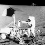 Apollo 12 visite Surveyor 3