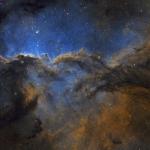 NGC 6188 : les dragons de l'Autel