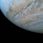 Nager sur Jupiter