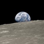 Premier lever de Terre, l'image historique remasterisée