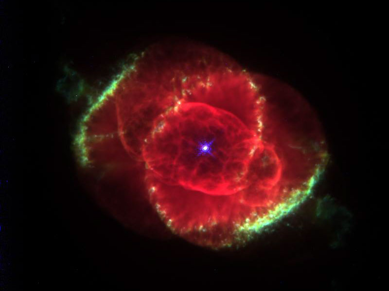 la n buleuse de l 39 oeil de chat l 39 image d 39 astronomie du jour apod. Black Bedroom Furniture Sets. Home Design Ideas