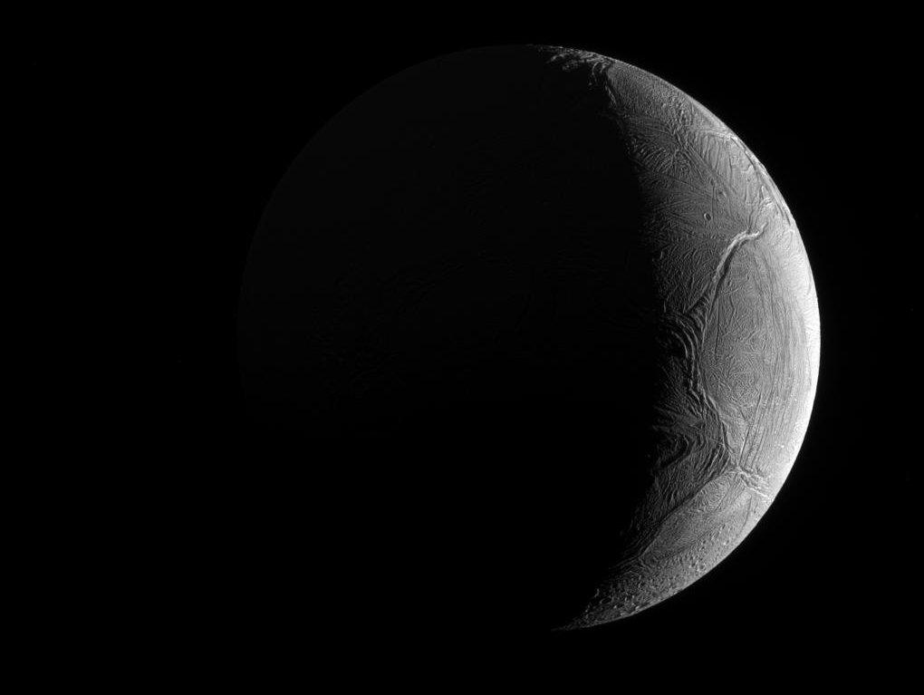 Croissant d'Encelade