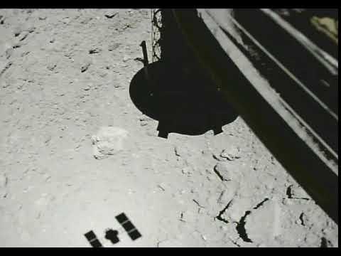 L'ascension d'Hayabusa-2 au-dessus de l'astéroïde Ryugu