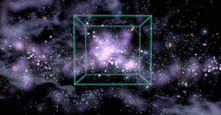 Taille de l'univers