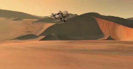 La mission Dragonfly sélectionnée pour voler dans l'atmosphère de Titan