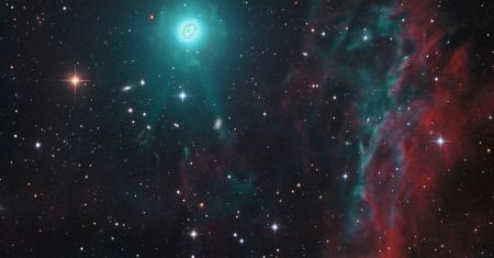 Le halo du fantôme de Jupiter