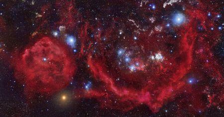 La meilleure vue possible d'Orion