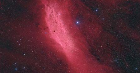NGC 1499, la nébuleuse Californie