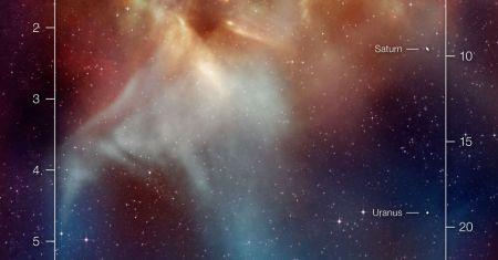 Pourquoi l'éclat de Bételgeuse faiblit-il ?