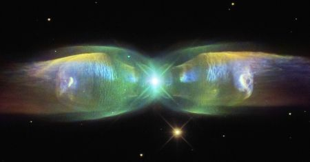 M2-9 : les ailes de la nébuleuse du Papillon