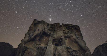 Ciel étoilé sur la vallée des Phrygiens