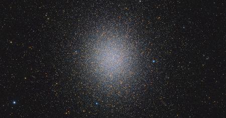Les millions d'étoiles d'Omega du Centaure