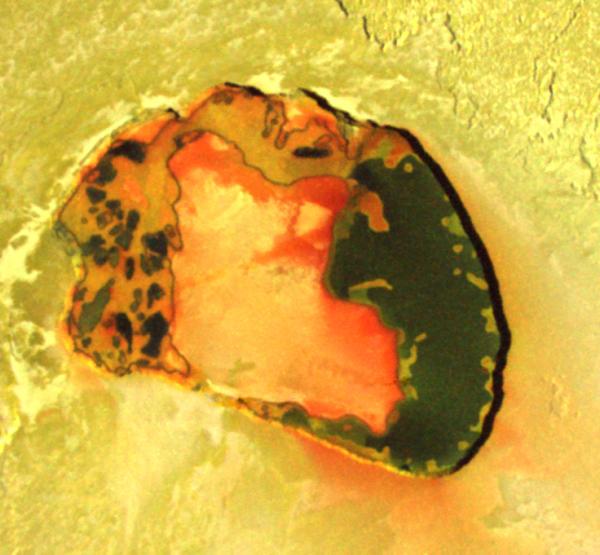 Dans un volcan de Io