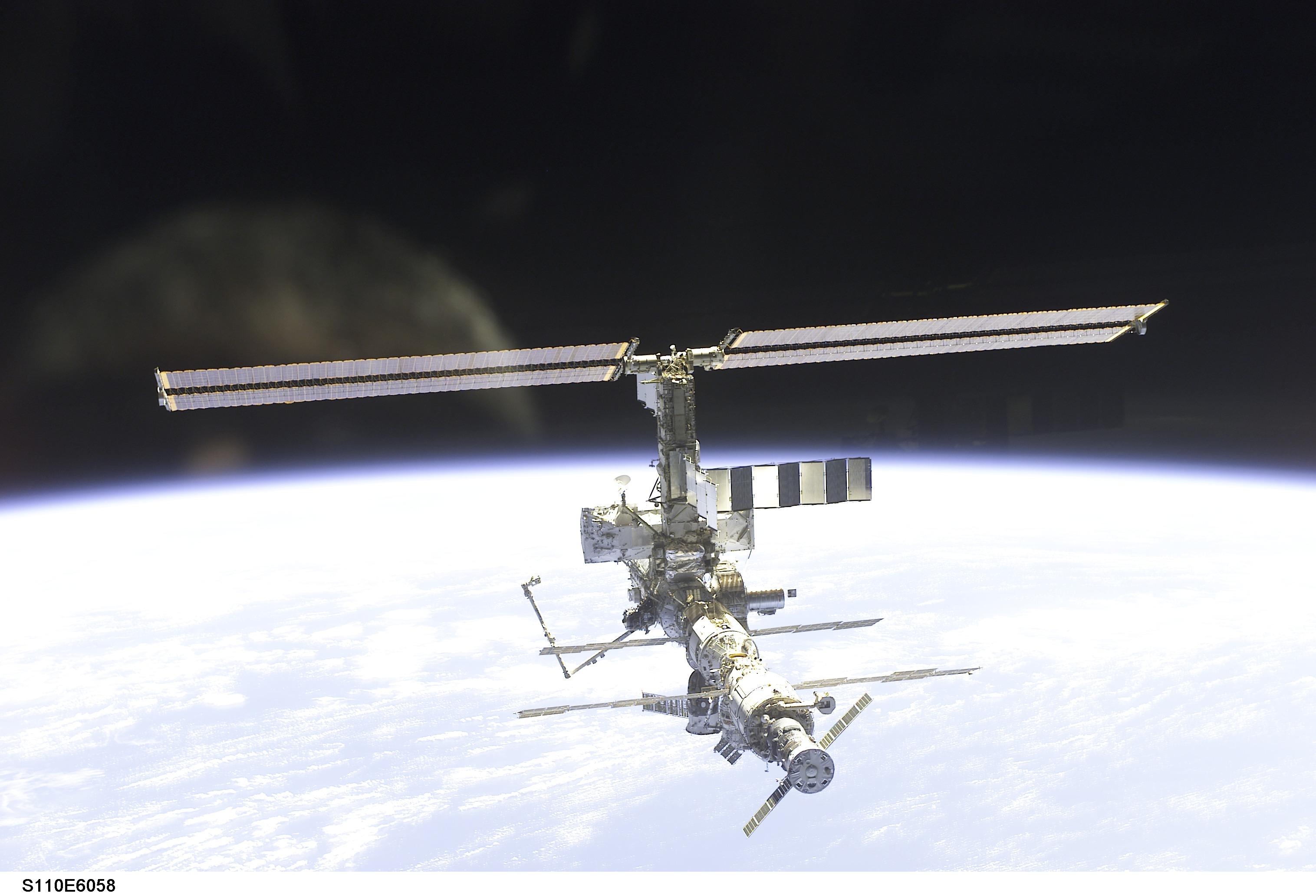 La nouvelle expansion de la Station Spatiale Internationale