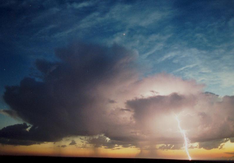 Vénus au-delà de l\'orage