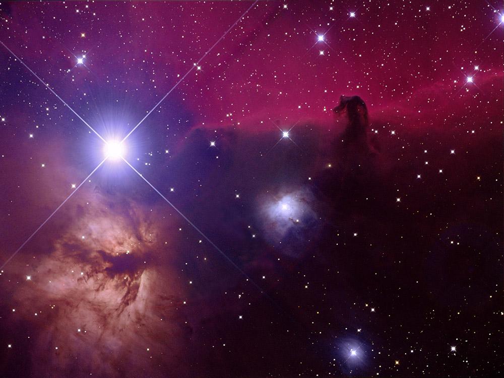 La Nébuleuse de la Tête de Cheval d\'Orion