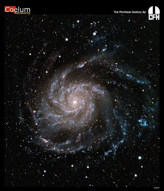 M101: la Galaxie du Moulin