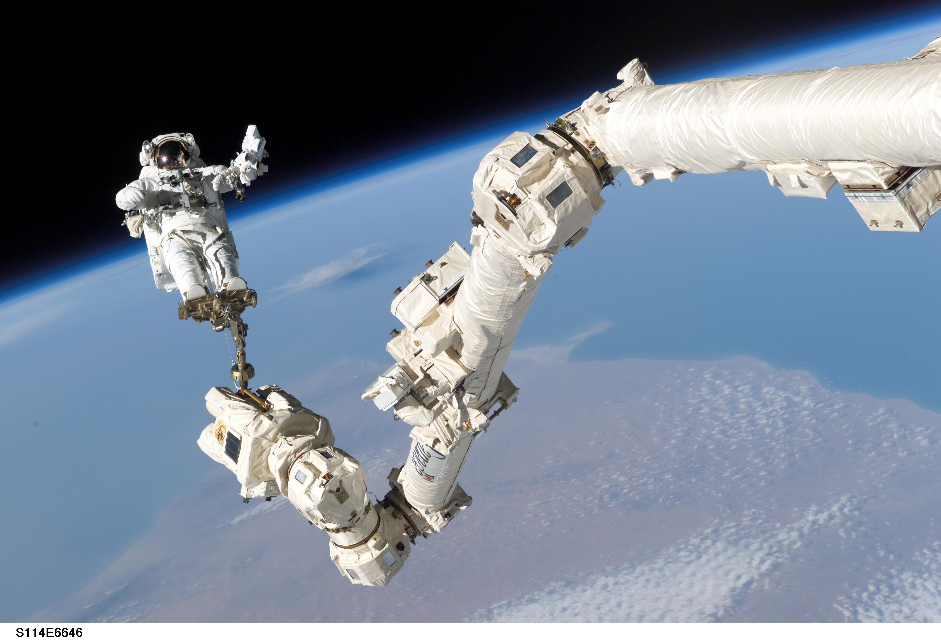 Manœuvrer dans l'espace
