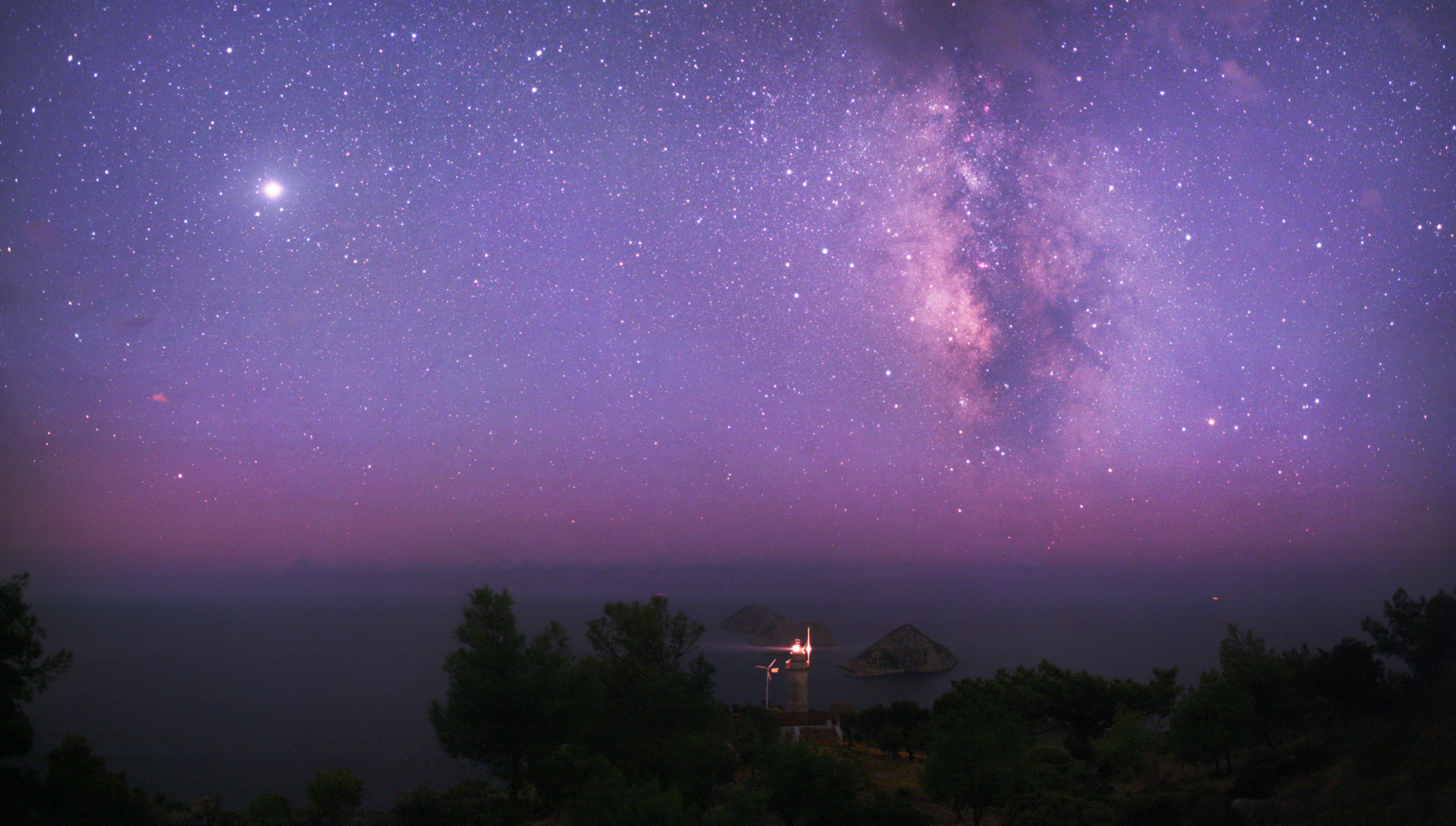 Jupiter, un phare en Méditerranée
