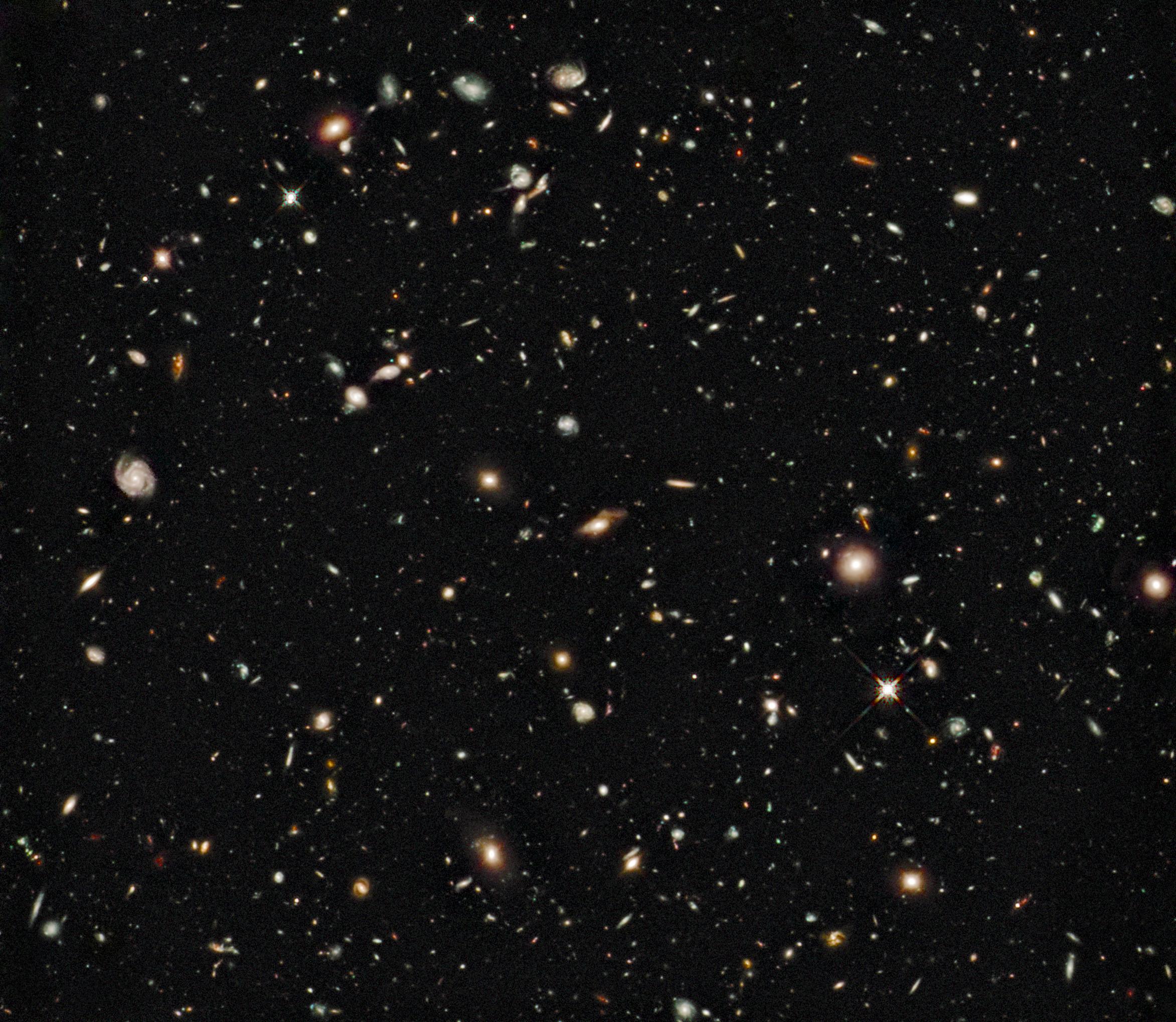 À l'aube des galaxies