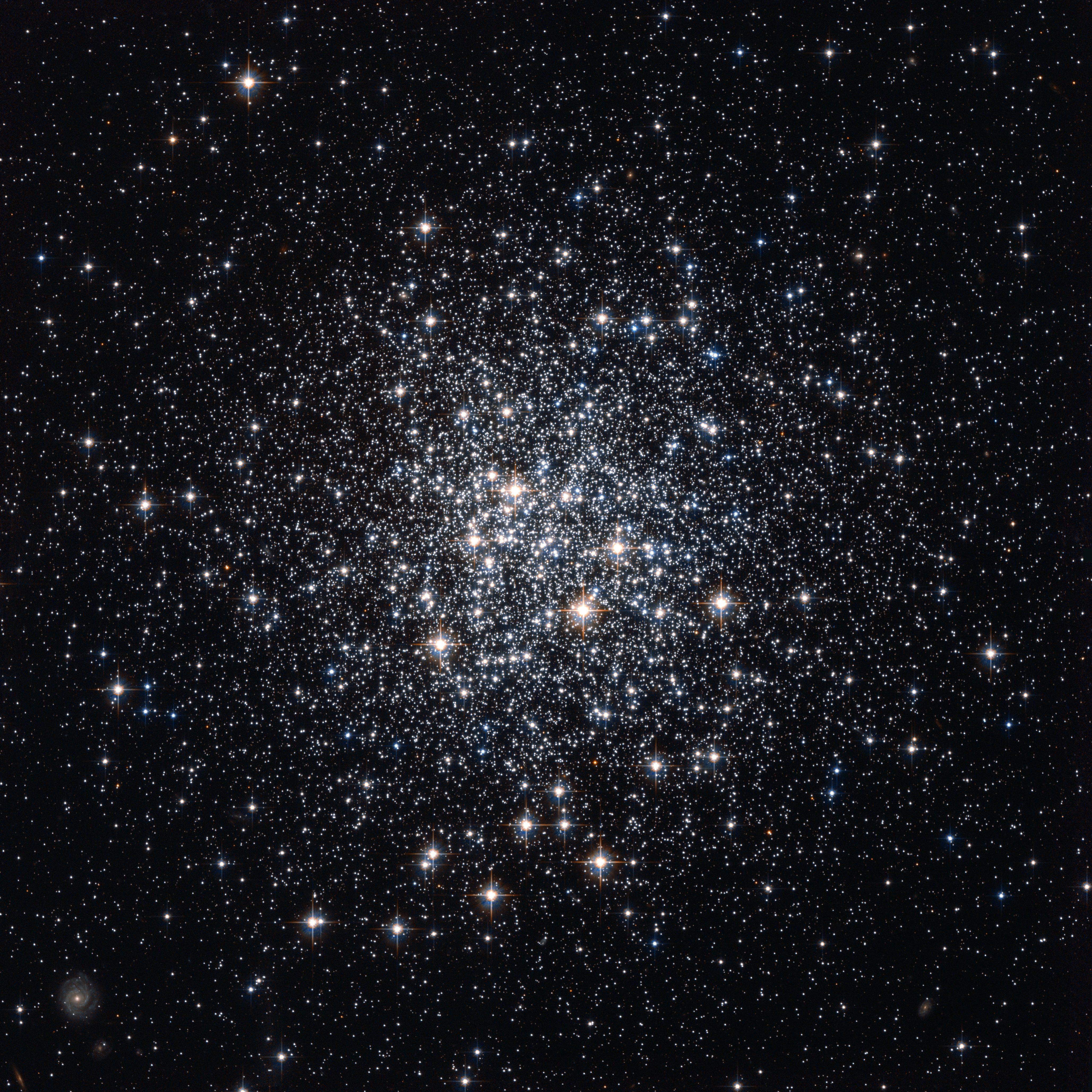 L\'amas globulaire M72